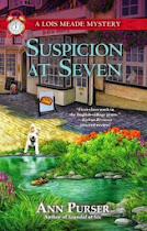 Giveaway: Suspicion at Seven