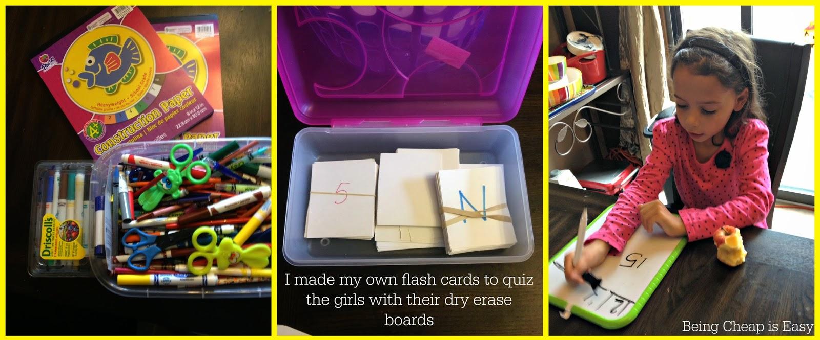 Kindergarten, Homework, Budget Friendly School Supplies,Being Cheap is Easy