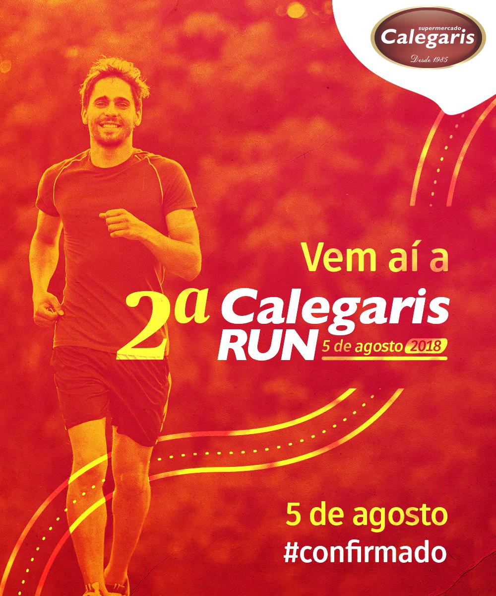 2º Calegaris Run - Paulínia-S.P