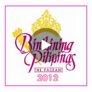 Watch Bb. Pilipinas 2012 Online