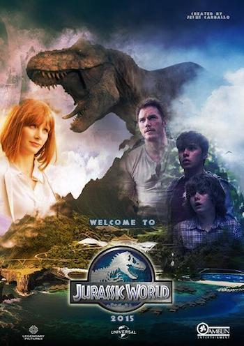 Jurassic World (2015) Hindi Dubbed Full Movie