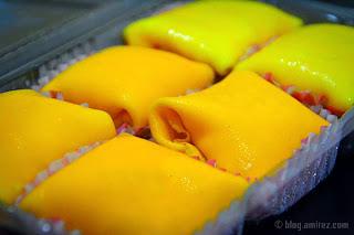 durian crepe bermusim