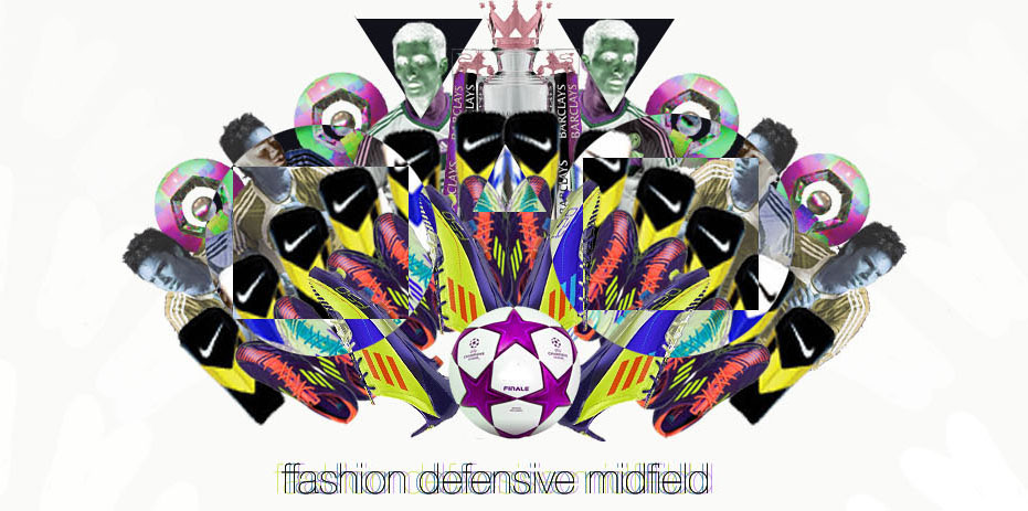 The Fashion Defensive Midfielder