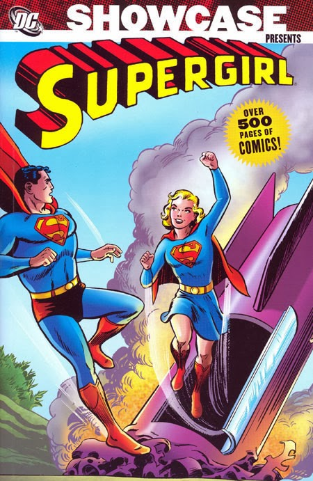 Showcase Presents: Supergirl, Vol. 1 cover