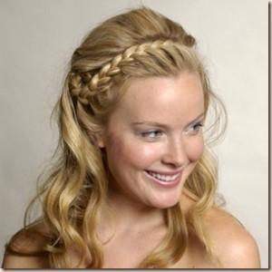 Peinados Con Pelo Suelto Lacio - 2 Peinados FACILÍSIMOS con pelo suelto YouTube