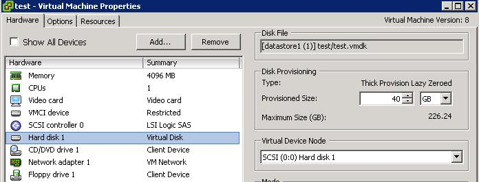 Virtual Disk Driver For Windows Vmdk