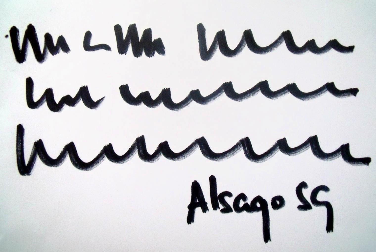 Grafología, la firma. Proximidad y lejanía