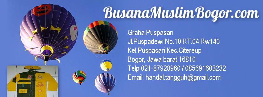 Toko Busana Muslim Bogor