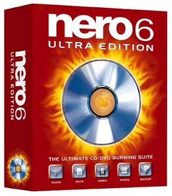 Nero Burning Rom 6.6.1.6 + serial key