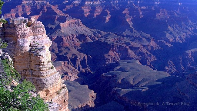 Grand Canyon National Park Vista