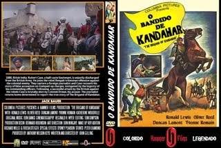 O BANDIDO DE KANDAHAR