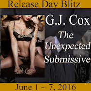 THE UNEXPECTED SUBMISSIVE Release Blitz & Giveaway