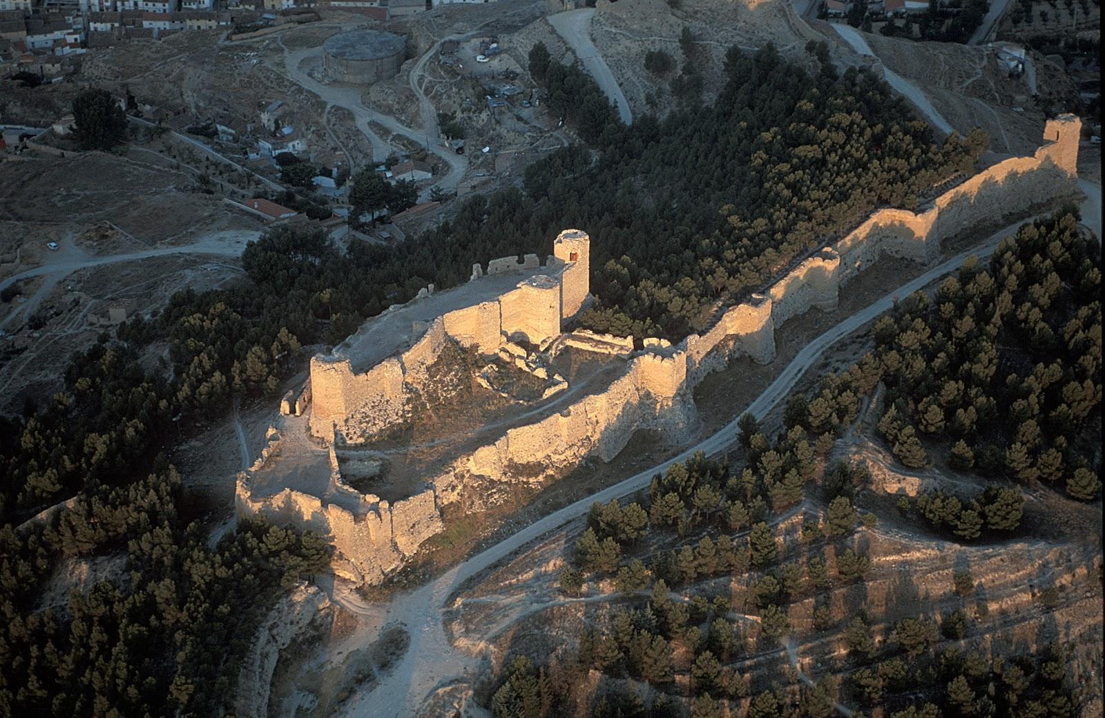 Blog de un estudiante de arquitectura visita al castillo - Castillo de ayud ...
