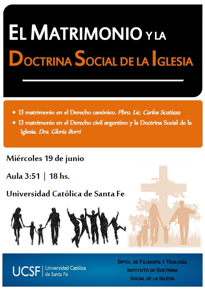 Matrimonio Universidad Catolica : Ucsf universidad católica de santa fe el matrimonio y