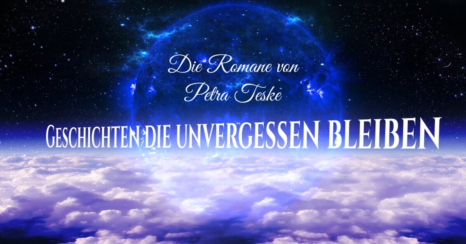 Buchblog der Autorin Petra Teske