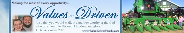 Values Driven Family.com