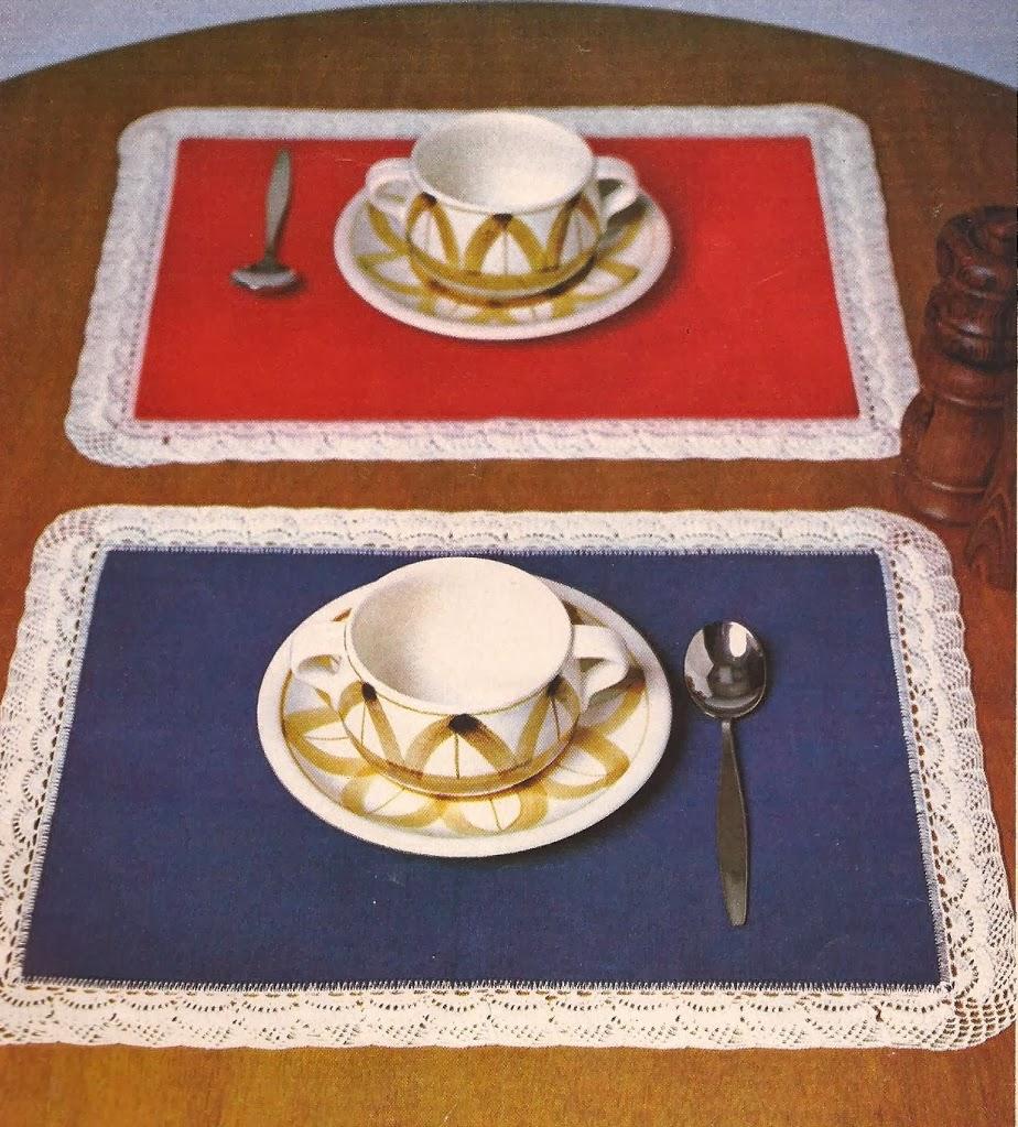 Set para el Desayuno a Crochet