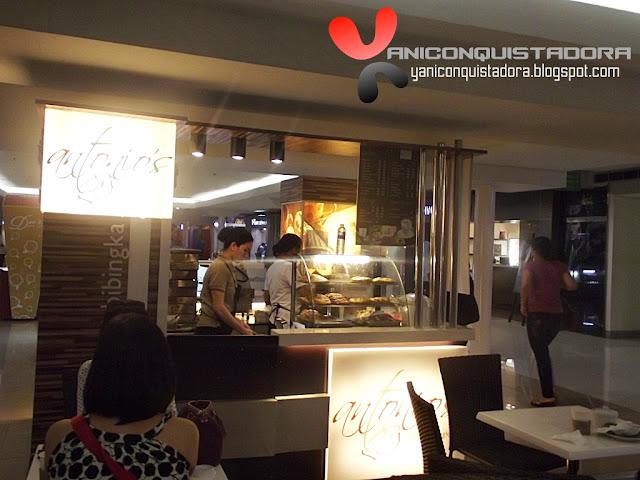 Antonio's Coffee+Bibingka