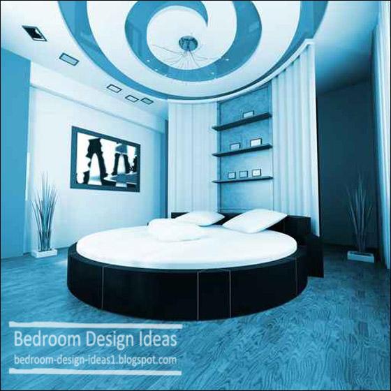 Master Bedroom Design Ideas Spiral Stretch Ceiling
