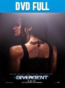 Divergent DVD Full Español Latino 2014
