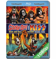SCOOBY-DOO! Y KISS: EL MISTERIO DEL ROCK AND ROLL (2015) FULL 1080P HD MKV ESPAÑOL LATINO