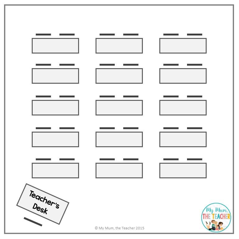 Z Arrangement Classroom Design Disadvantages : My mum the teacher teaching setting up your classroom