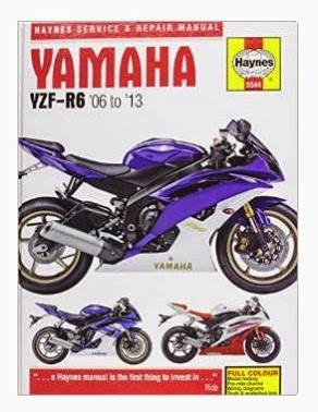 Manual yamaha r6 2013