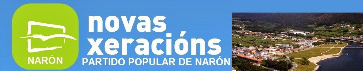 NOVAS XERACIÓNS DE NARÓN