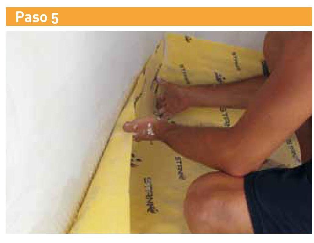 Adi s a las filtraciones de tu plato de ducha de obra - Como hacer una ducha de obra ...