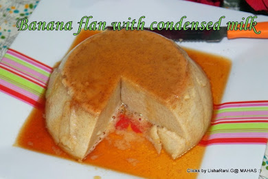 caramel custard recipes with step wise images