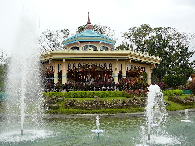 Enchanted Kingdom Carousel