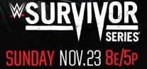 Lo mejor de Survivor Series en vivo y en español solamente en wwewebs