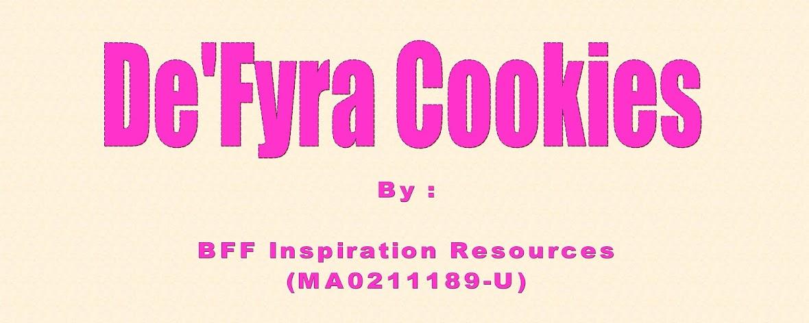De'Fyra Cookies