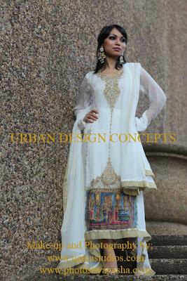 Pakistan White Dresses For Women