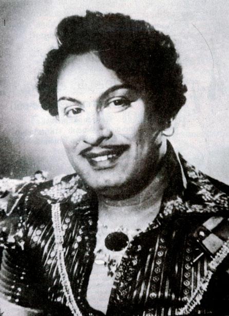 'Makkal Thilagam' MGR 2