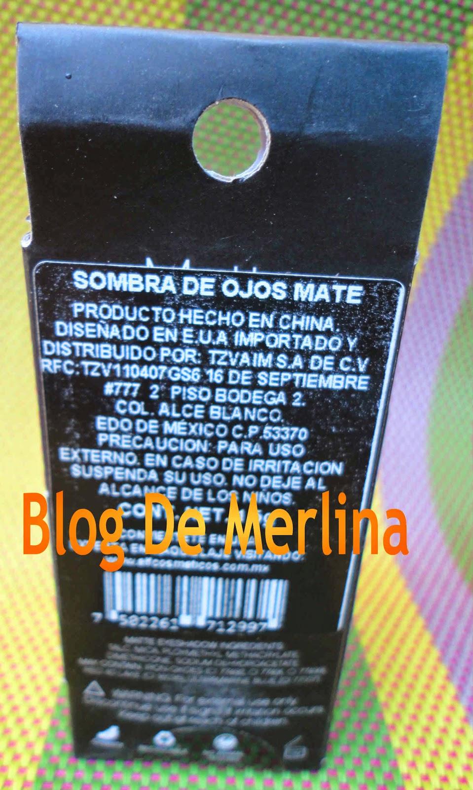 Sombras Matte Eyeshadow De ELF ~ Maquillaje... Tips, Productos y ...