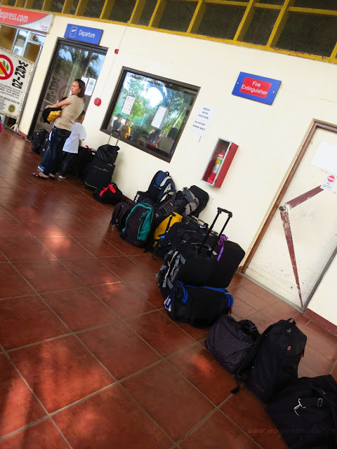 Busuanga Domestic Airport Departure