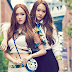 Wallpapers Jessica &Kystal (Jung Sisters)