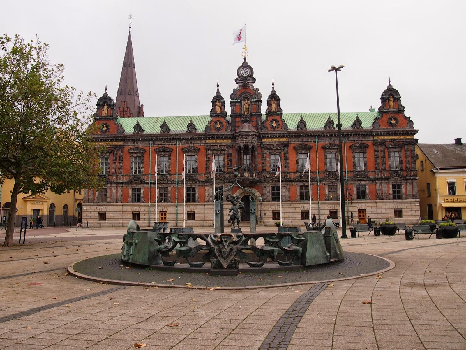 The Malmo City Hall