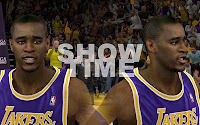 NBA2K12 LA Lakers Cyberface Patches Team