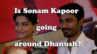 Sonnam Kapoor and Actor Dhanush Looked Like Bride and Groom – What is The Secret ?