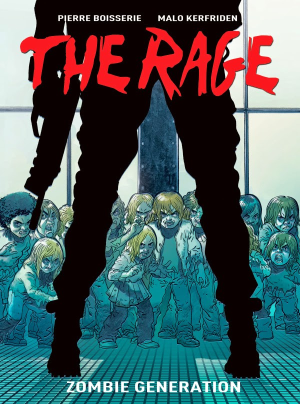 The Rage Vol.1: Zombie Generation