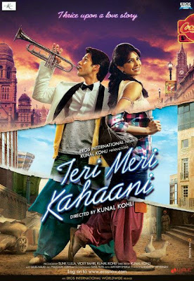 Teri Meri Kahaani First Look