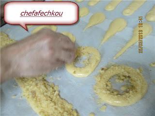 Leçon illustrées de Pâte à choux2/la cuisson