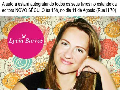 Agenda da Lycia Barros na Bienal de São Paulo