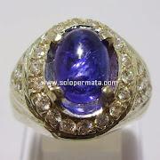 Batu Permata Blue Tanzanite - 03k01