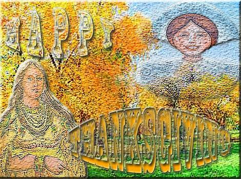 e card happy thanksgiving