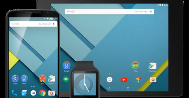 Android 5.0 Developer Preview đến tay các nhà phát triển