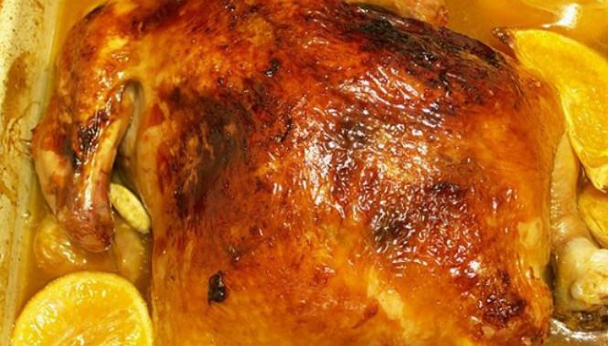 Как приготовить куриную грудку с апельсином