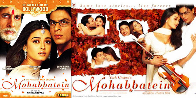 mohabbatein all songs hd 1080p